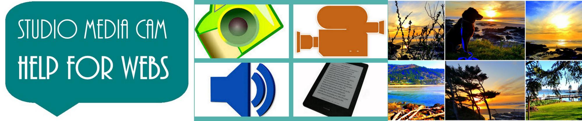 Help for Webs – StudioMediaCam – Multimedia, Marketing and Websites